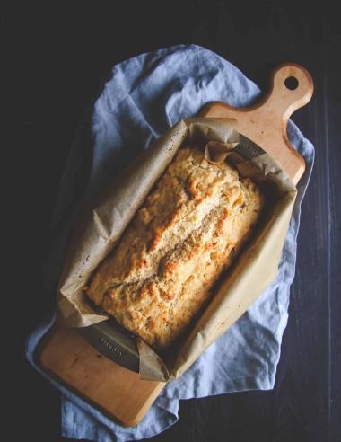 5 Ingredient Beer Bread Recipe