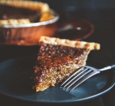 5 Ingredient Brown Sugar Pie Recipe