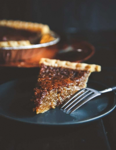 5 Ingredient Brown Sugar Pie Recipe