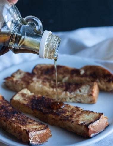 5 Ingredient French Toast Sticks