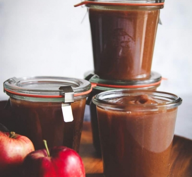 5 Ingredient Slow Cooker Apple Butter