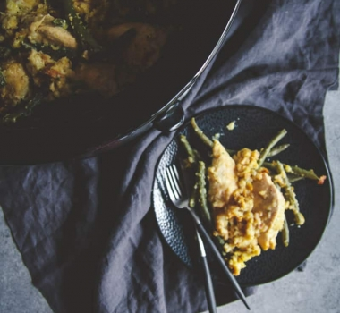 5 Ingredient Slow Cooker Chicken and Stuffing Recipe