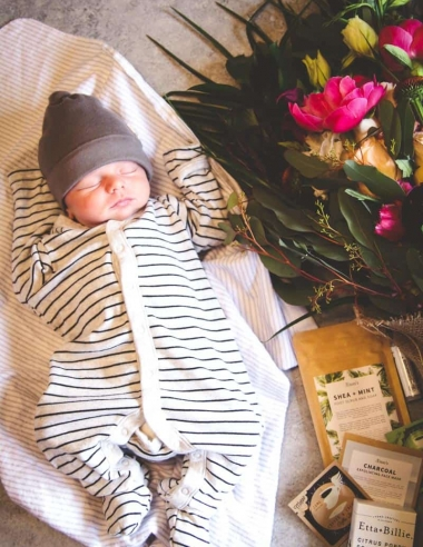 First week at home with a newborn