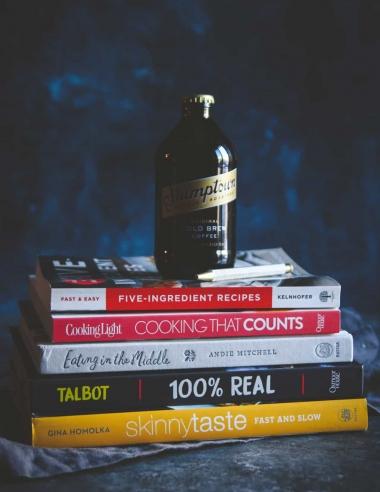 A list of my favorite cookbooks!