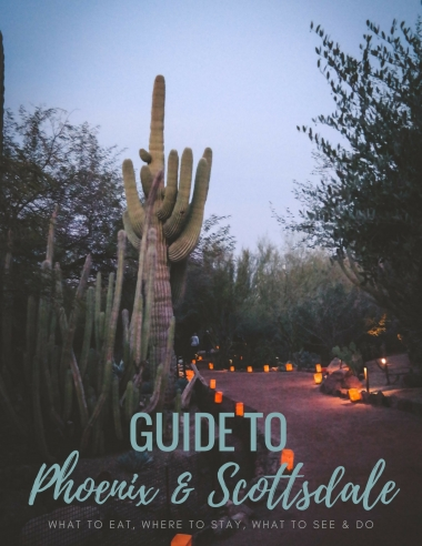 Guide to Phoenix and Scottsdale, AZ