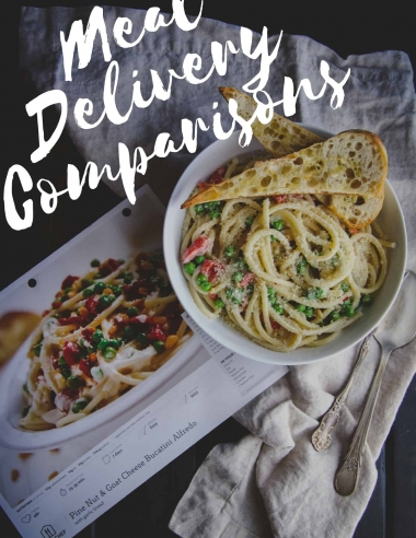 I tried 6 home meal delivery services…here is my comparison