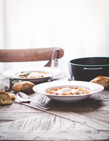 Pasta E Fagiole Soup